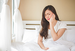 Does Your Jaw Tend to Hurt When You Wake Up?