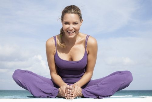 Can Yoga Give You a Healthier Mouth?